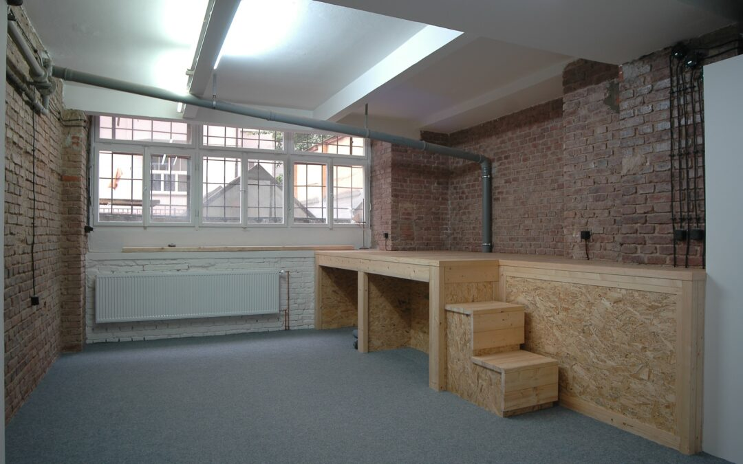 Rekonstrukce suterénního prostoru přestavba na byt